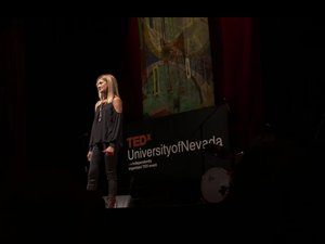 "Sherry McConkey TEDx Talk: ""You Have One Life. Live it"""