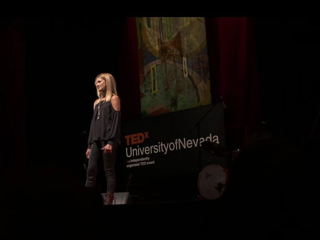 Sherry McConkey TEDx Talk:
