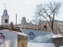 Max Hill // Red Bull Redirect Practice
