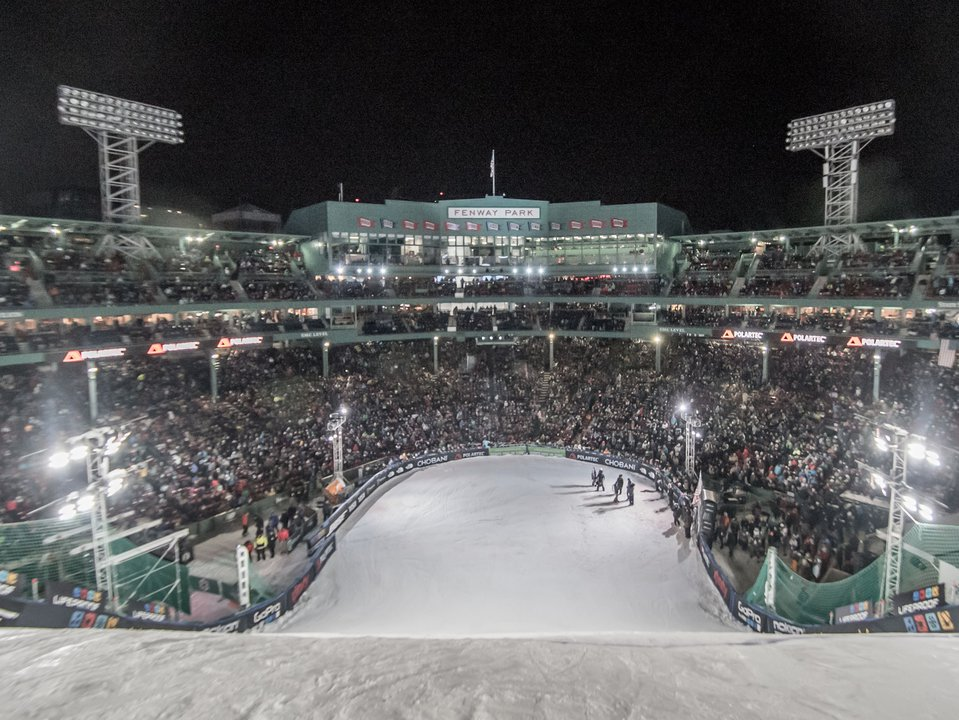 Fenway Big Air Photo Recap