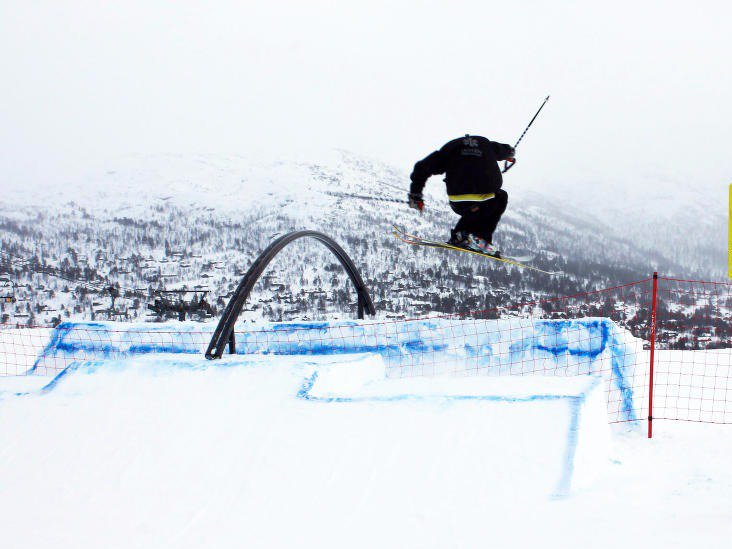 """Jerry Trap"" Installed at Terrain Park in Norway"