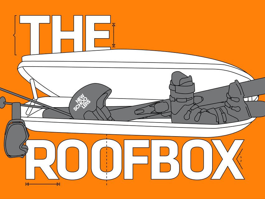 Roofbox: 2016 Faction Candide 4.0