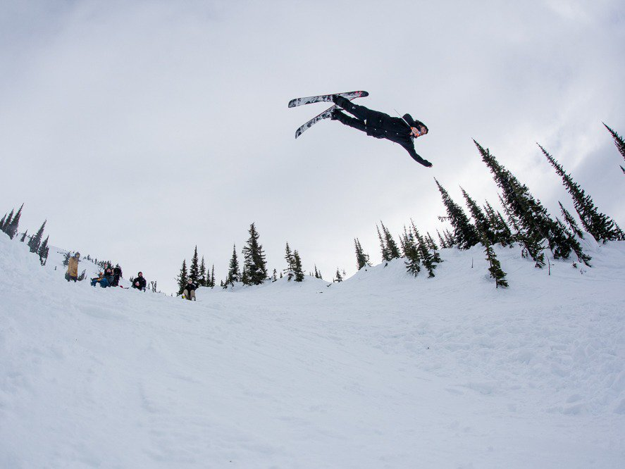 Three R's, One Z: Burrrlapz in Revelstoke