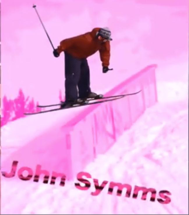jon Sims nose press