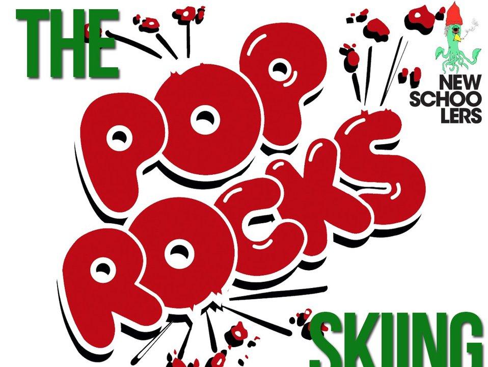 Pop Rocks Radio Episode 2 with Bob Lily from Skier Trash