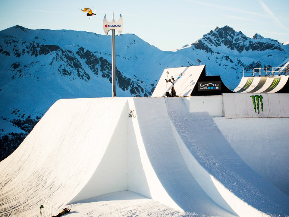 High-flyers heading to The Perfect Hip of Suzuki Nine Knights 2016