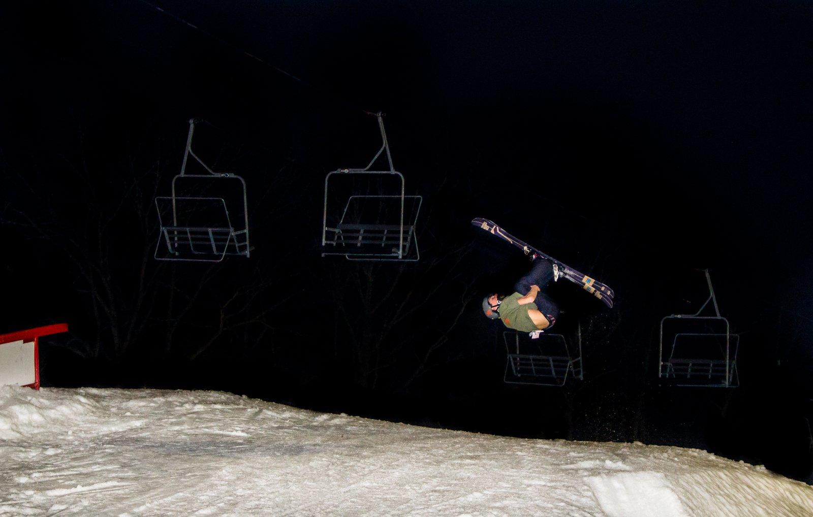 Night Sesh at Ski Sundown