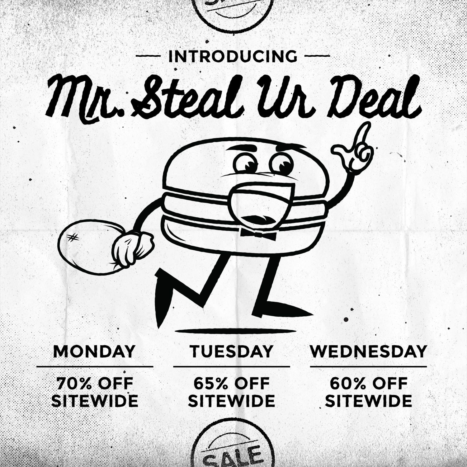 Mr. Steal Ur Deal