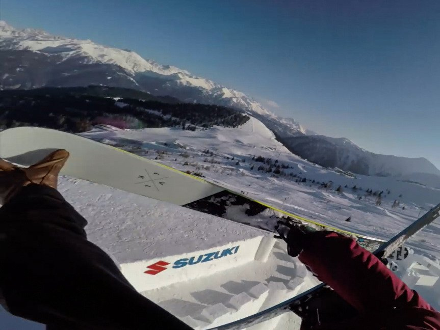 GoPro Course Preview of the Suzuki Nine Queens 2016