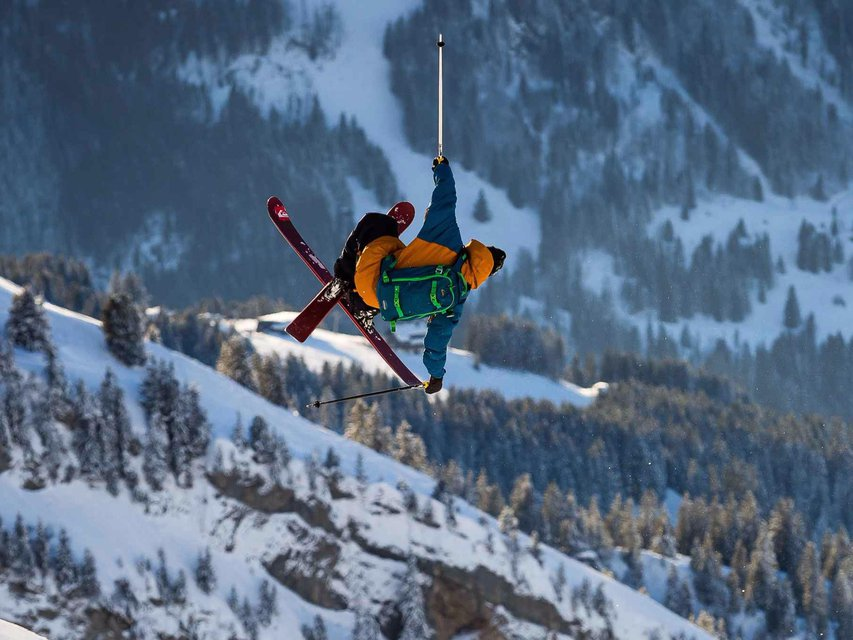 Solid 7: Best of Candide Thovex