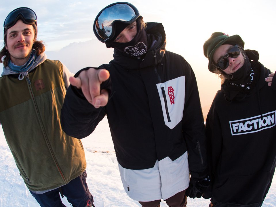 Faction Skis Team Q+A