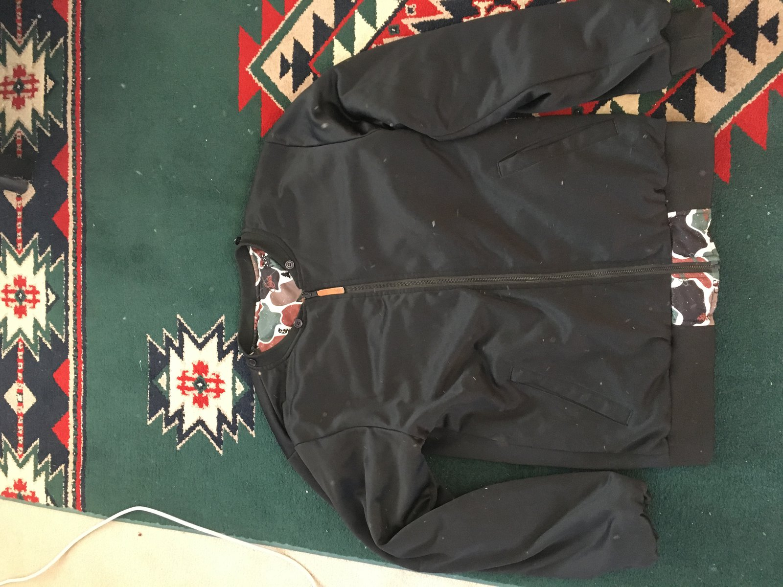 Saga Insulated Reversible Jacket