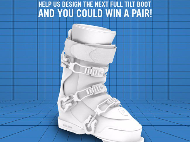 FT Skier Survey - Enter & Win New Boots