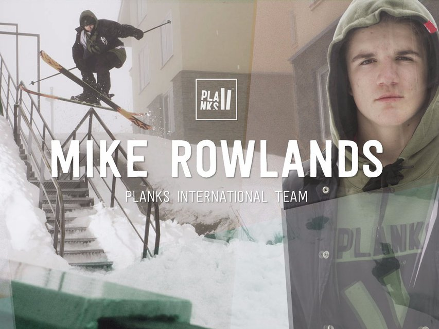 Getting To Know - Mike Rowlands