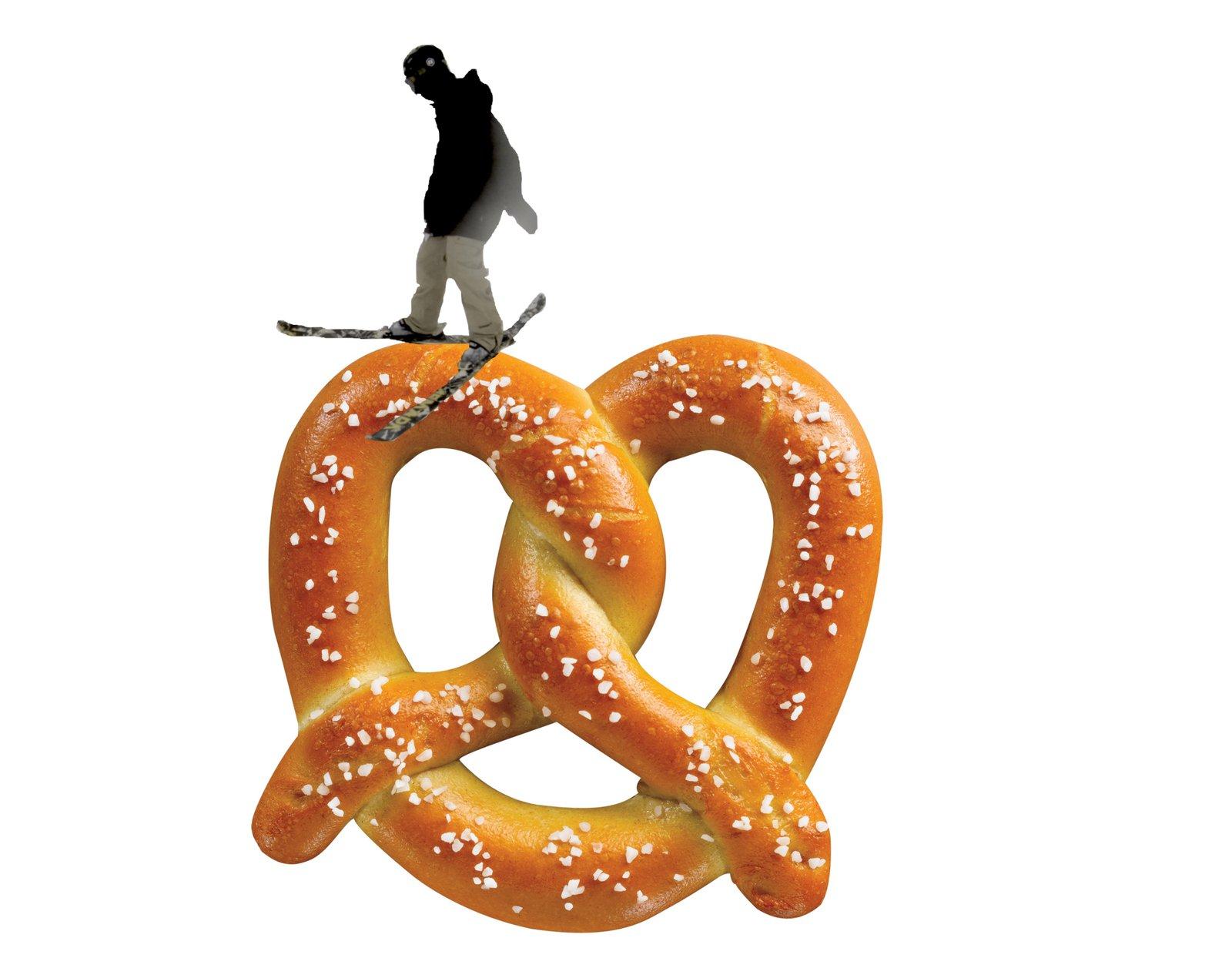 Pretzel the pretzel