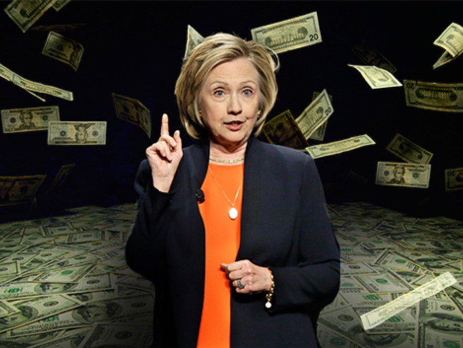 Hillary Clinton Receives Speaking Fees from FIS