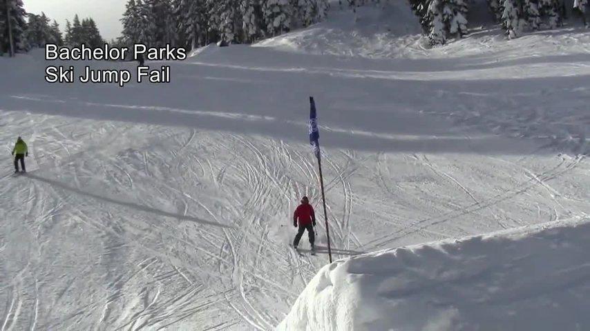 Ski bitch video 2