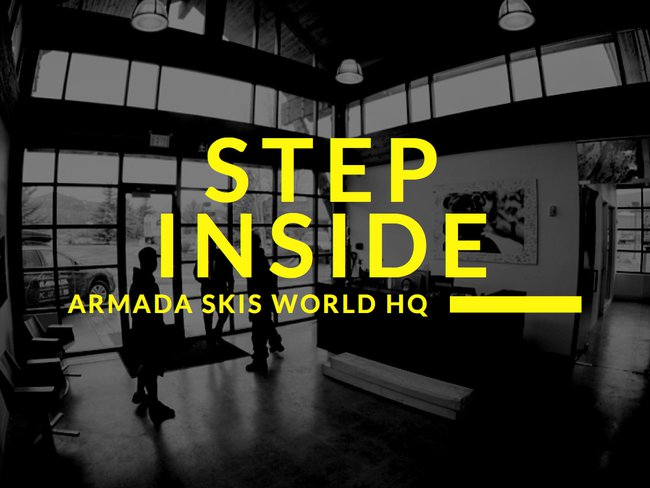 Step Inside | Armada Skis World HQ