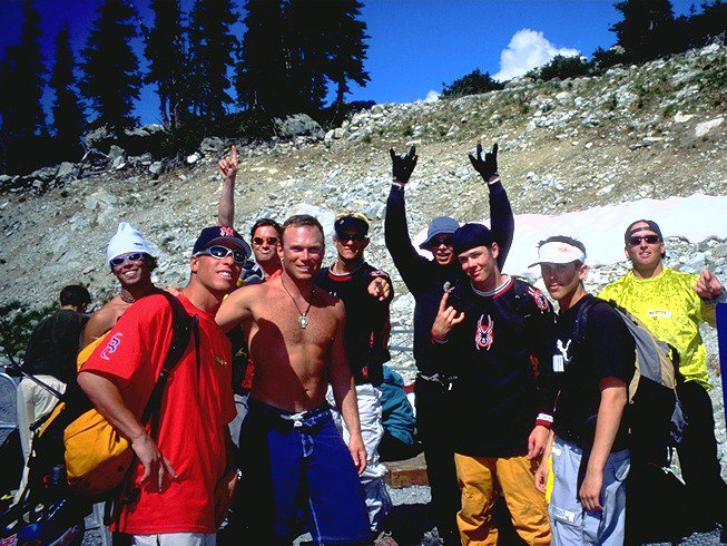 Throwback Thursday - The Camp of Champions / The Birth of Freeskiing