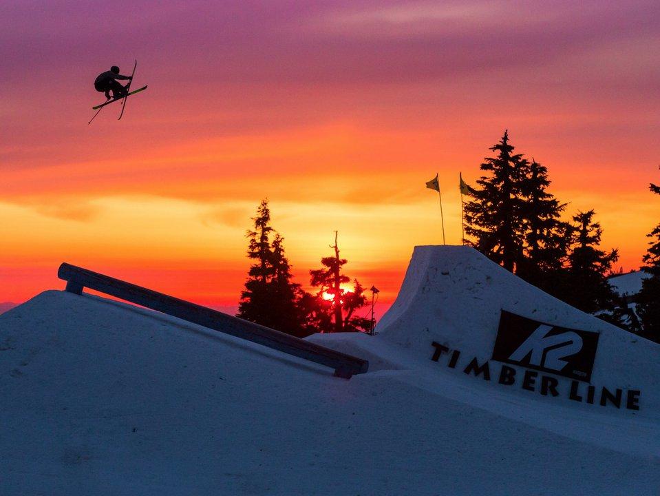 K2 Skis Team Shoot on Mt. Hood - Photo Recap