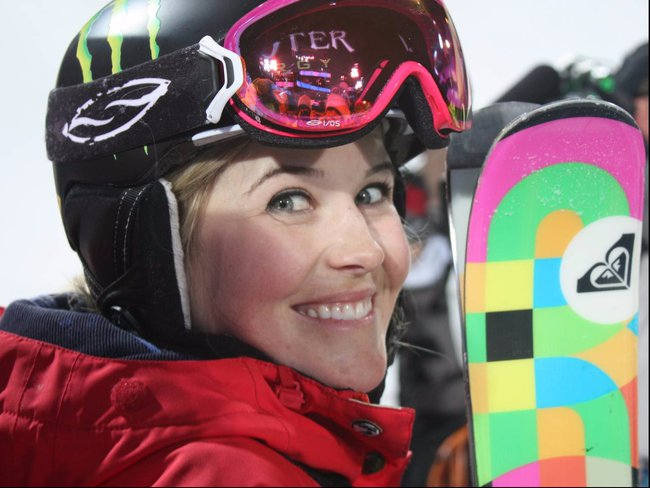 The Sarah Burke Foundation and Momentum Camps awards 5th annual  'Spirit of Sarah Scholarship' to 14 year old Megan Oldham