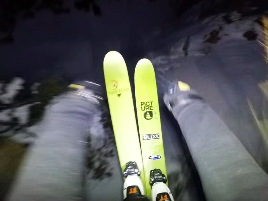 GoPro Line of the Winter 2016: April Winner