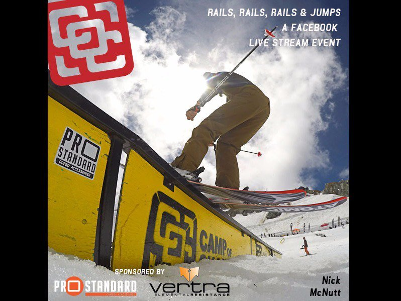 Rail, Rails, Rails and Jumps Live Stream