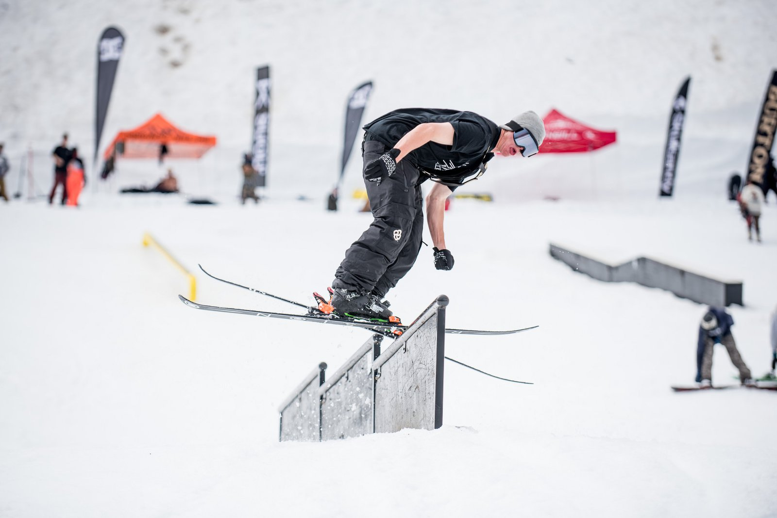 Mike Cappola at The Camp of Champions
