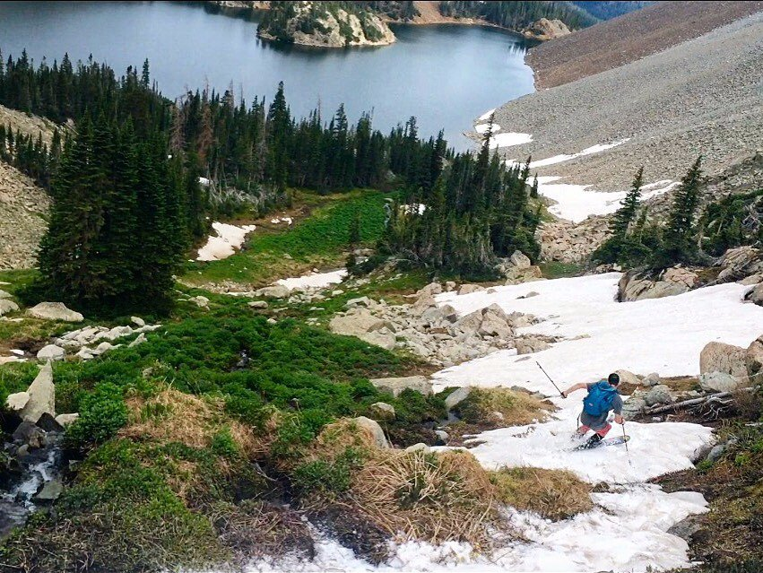Skiing All Year: July Recap