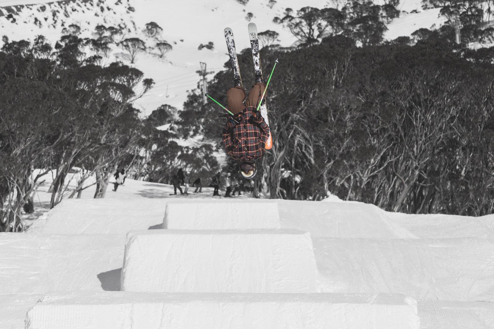 Backflip n Kangaroos