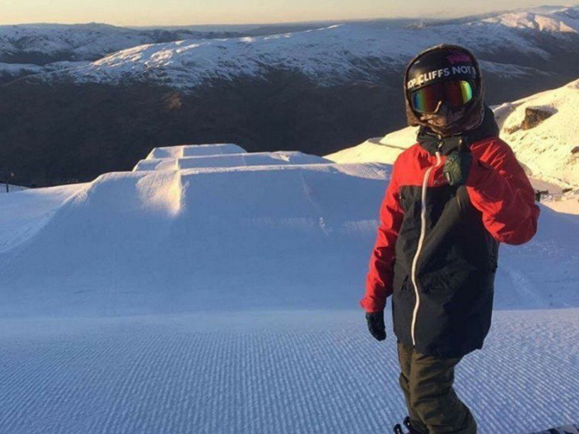 Nico Porteous: Youngest Skier Ever to Land Triple Cork 14