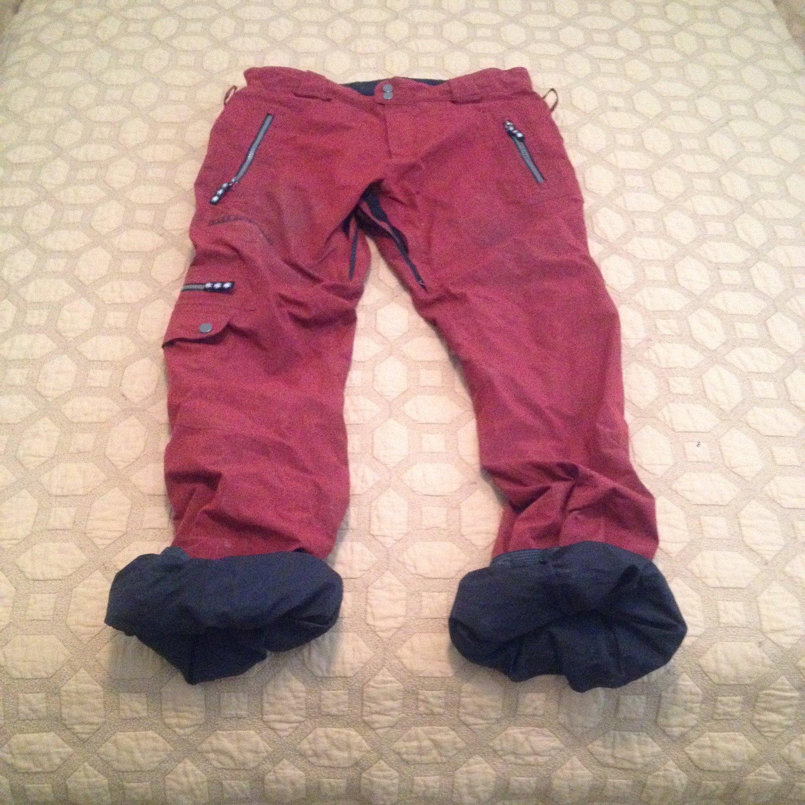 XL Fatigue pants 2