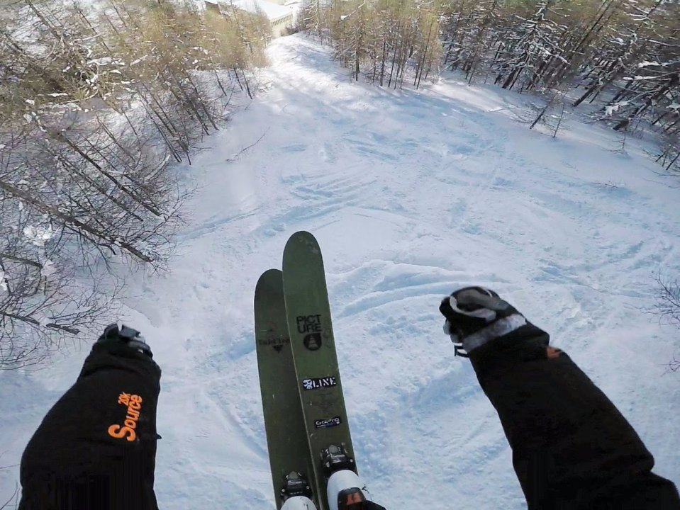 GoPro Line Of The Winter Overall Winner