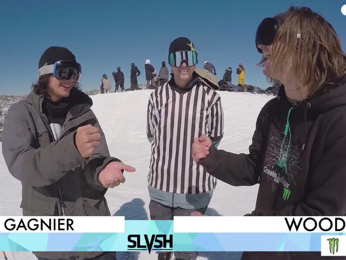 SLVSH Cup | Vincent Gagnier v. James Woods