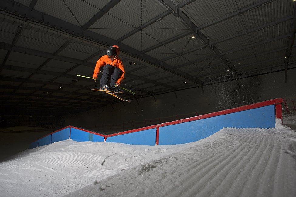 Anders Backe - Snowpark Bispingen