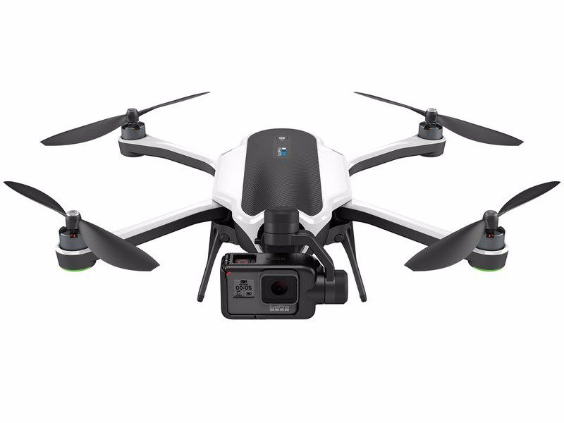 GoPro Unveils Hero 5 Black, Session, Karma Drone, and GoPro Plus Service