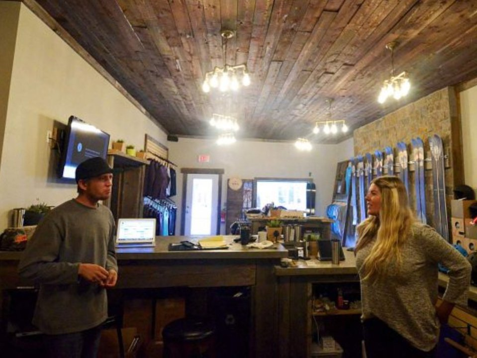 RMU Set to Open Ski Shop/Bar
