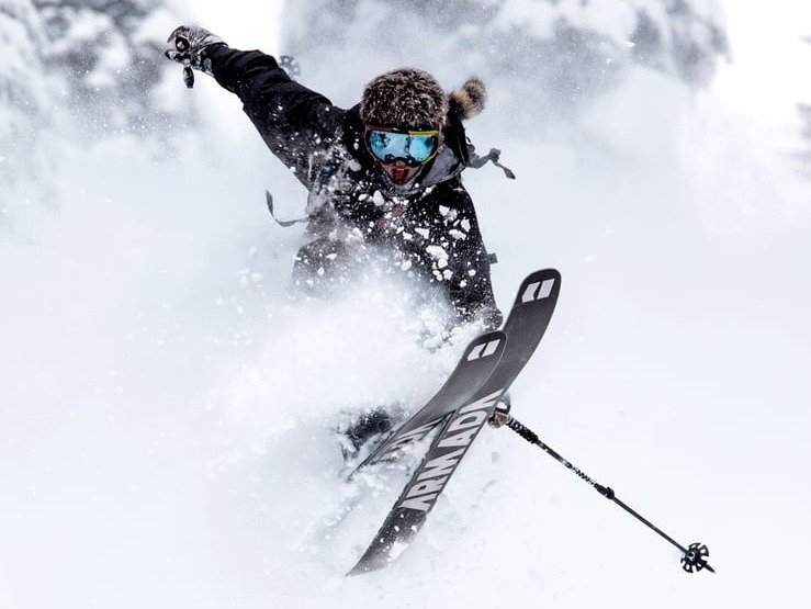 Sammy Carlson's Raddest Moments in Skiing