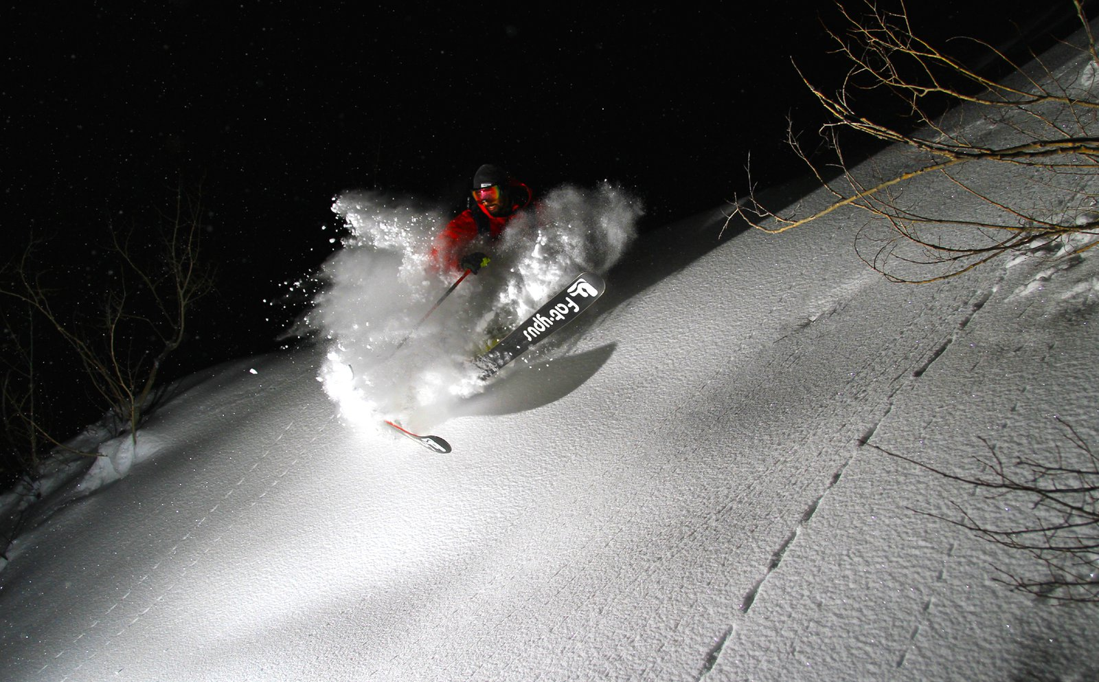 Alta at Night