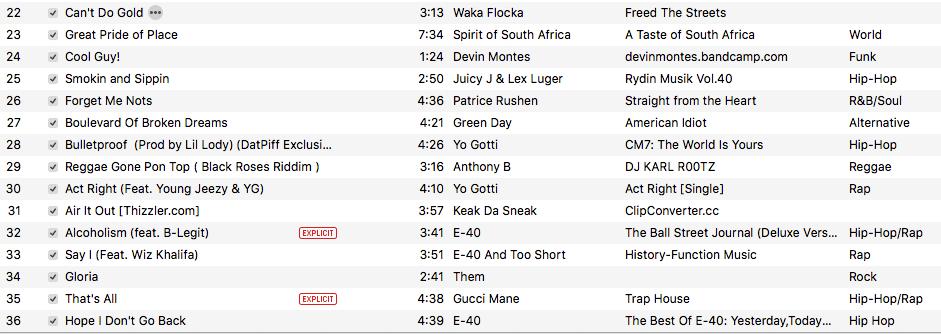 FTS Soundtrack - 2