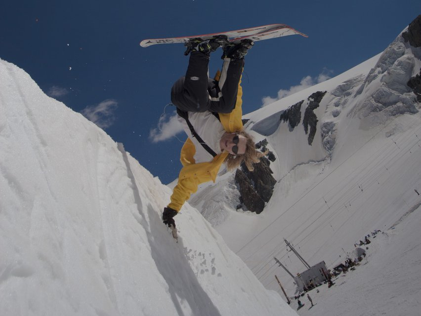 The Bunch's Zermatt Summer Vacation