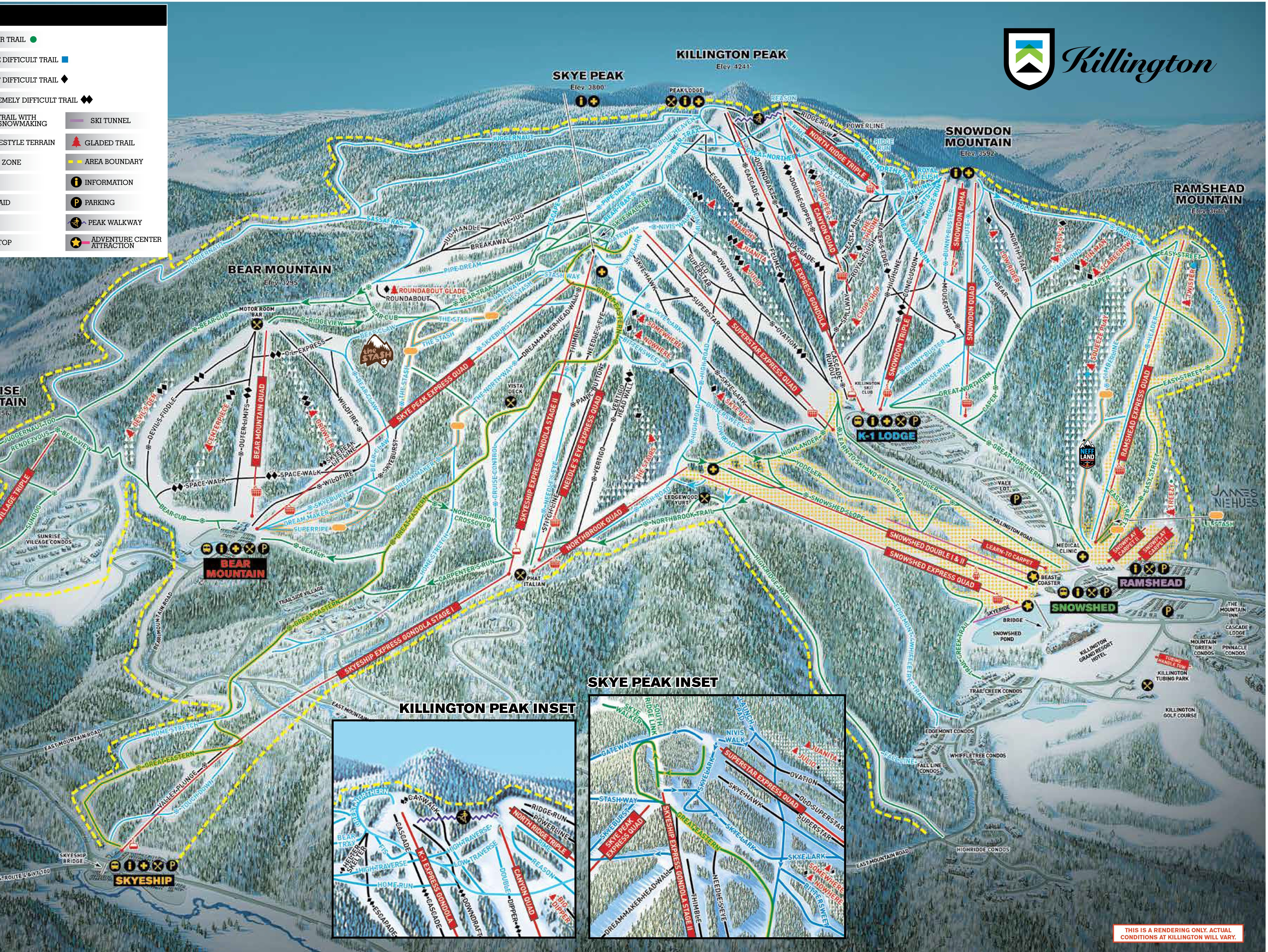 killington ski map with Killington Ski Resort Guide Goods on Pl 2 Dest CABN  param 0 0 5 together with Worldview 2 Hurricane Irene furthermore Taos Ski Valley Sells Billionaire Conservationist also Resort Maps furthermore Killington Ski Resort Guide Goods.