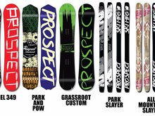 Prospect Snow and Wake Brings Skis to the lineup for 16/17