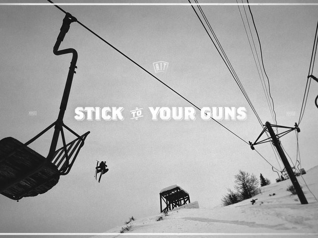 A I T - Stick To Your Guns