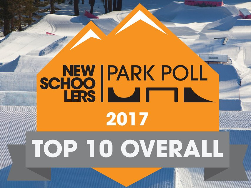 Newschoolers Park Poll '17 - Top 10 Overall