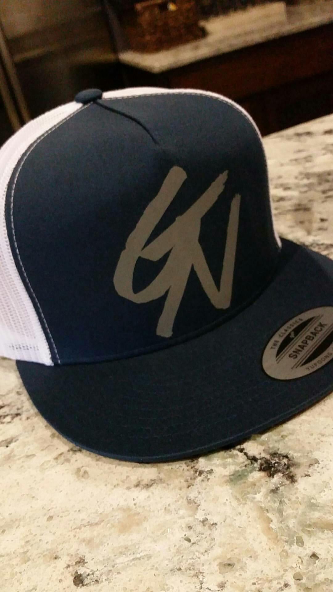 Gnar nation trucker hat