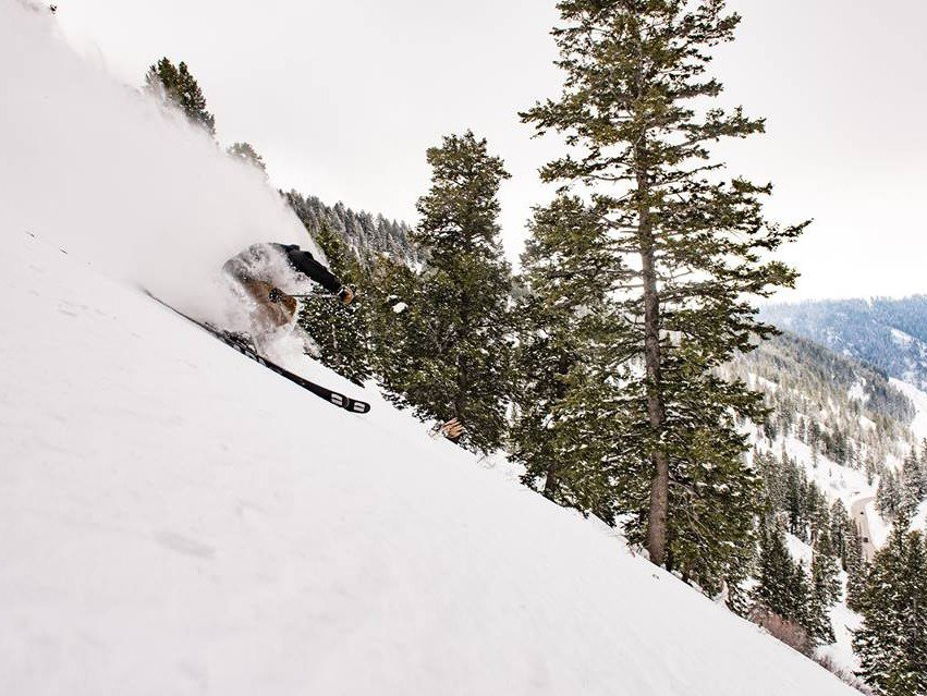Utah's Powder Mountain Announces Massive Lift Expansion & Skier Caps