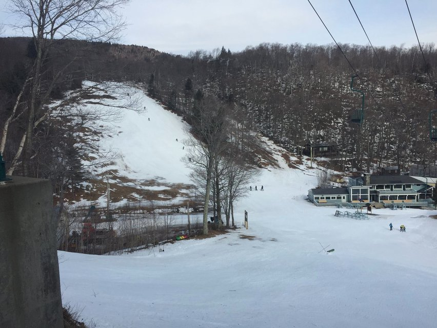 Pros and Cons of Skiing the East - Radical Radish