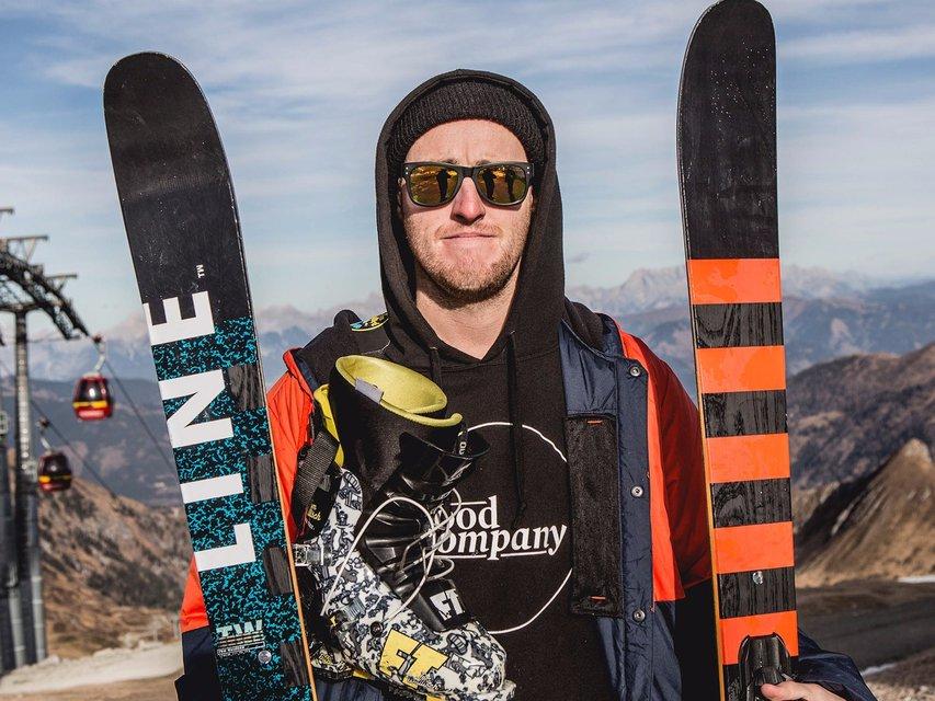 Line Launch Tom Wallisch Pro Ski
