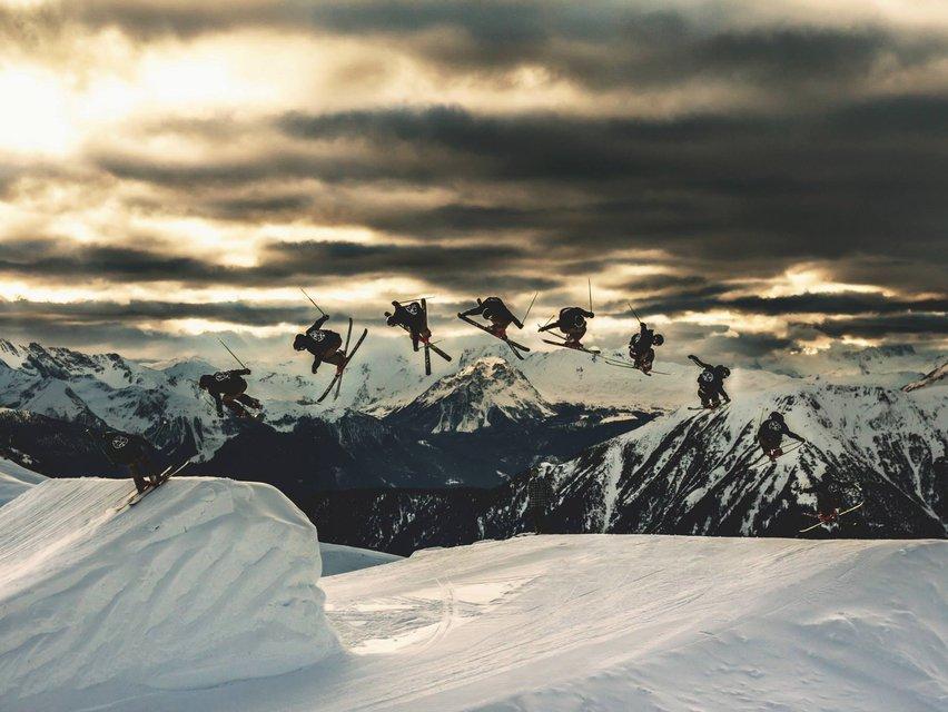 Transforming Freeskiing: Majesty Skis